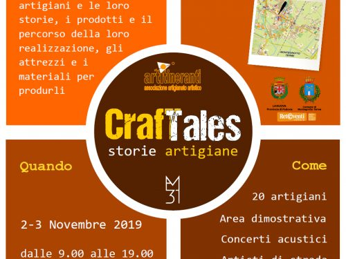 Craft Tales – Montegrotto Terme