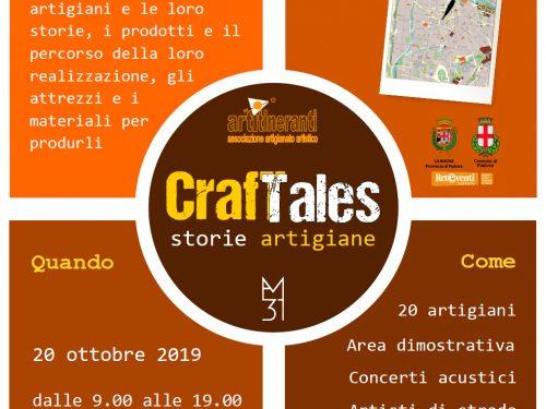 Craft Tales – Piazza della Frutta Padova