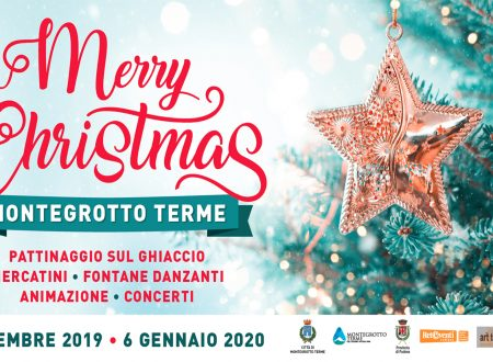 Merry Christmas at Montegrotto Terme