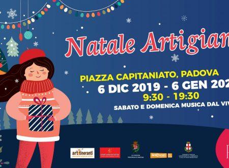 Natale Artigiano at Piazza Capitaniato